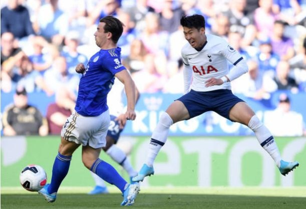 Son Heung-min vo duyen, Tottenham thua nguoc truoc Leicester hinh anh 18