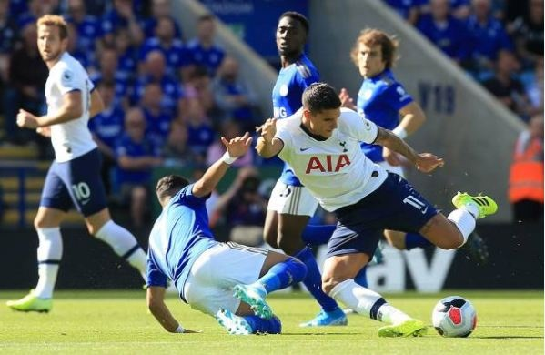 Son Heung-min vo duyen, Tottenham thua nguoc truoc Leicester hinh anh 20