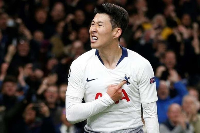 Son Heung-min vo duyen, Tottenham thua nguoc truoc Leicester hinh anh 4