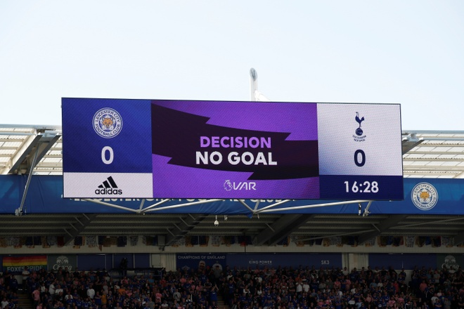 Son Heung-min vo duyen, Tottenham thua nguoc truoc Leicester hinh anh 26