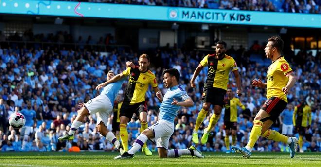 truc tiep Man City vs Watford anh 9