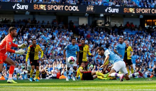 truc tiep Man City vs Watford anh 11