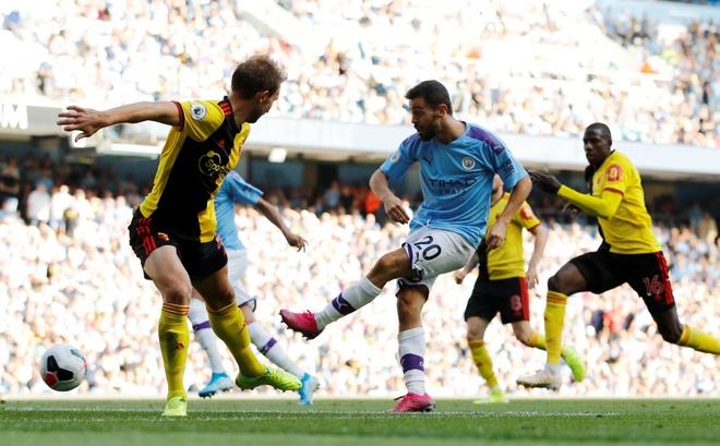 Man City vui dap Watford 8-0 hinh anh 17