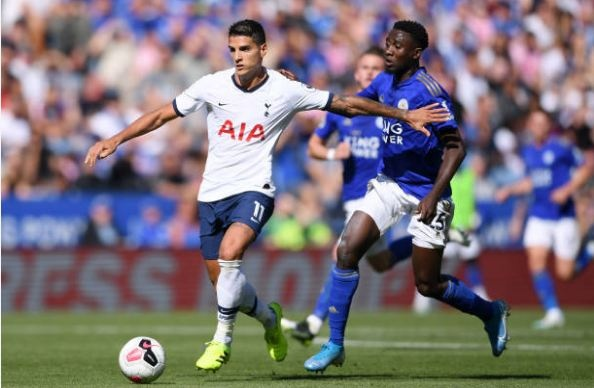 Son Heung-min vo duyen, Tottenham thua nguoc truoc Leicester hinh anh 32
