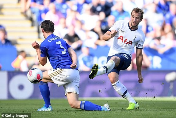 Son Heung-min vo duyen, Tottenham thua nguoc truoc Leicester hinh anh 33