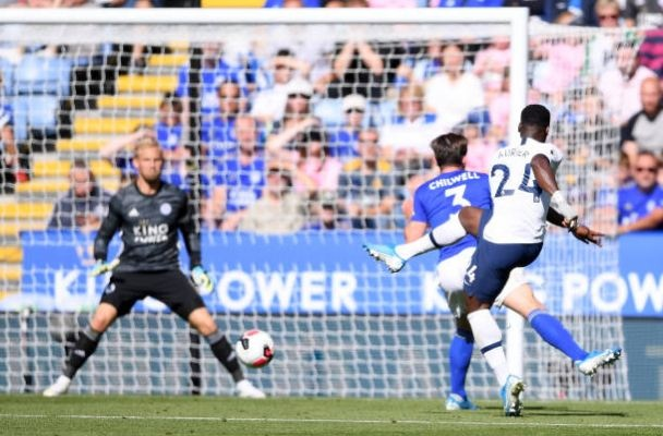 Son Heung-min vo duyen, Tottenham thua nguoc truoc Leicester hinh anh 38