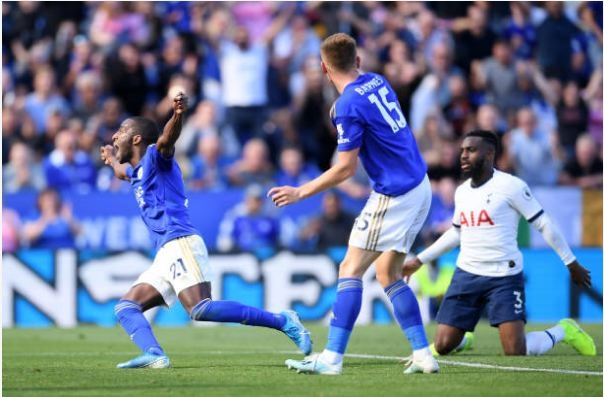 Son Heung-min vo duyen, Tottenham thua nguoc truoc Leicester hinh anh 41