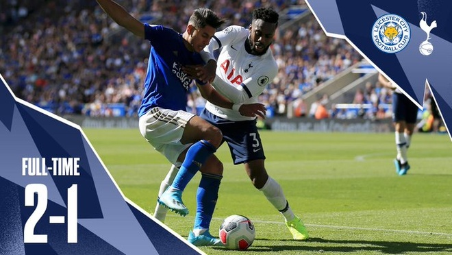 Son Heung-min vo duyen, Tottenham thua nguoc truoc Leicester hinh anh 44