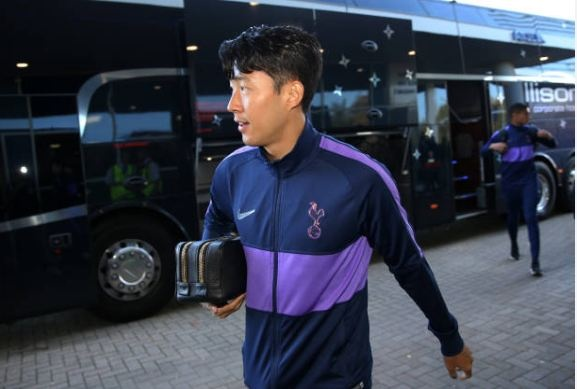 Son Heung-min vo duyen, Tottenham thua nguoc truoc Leicester hinh anh 12