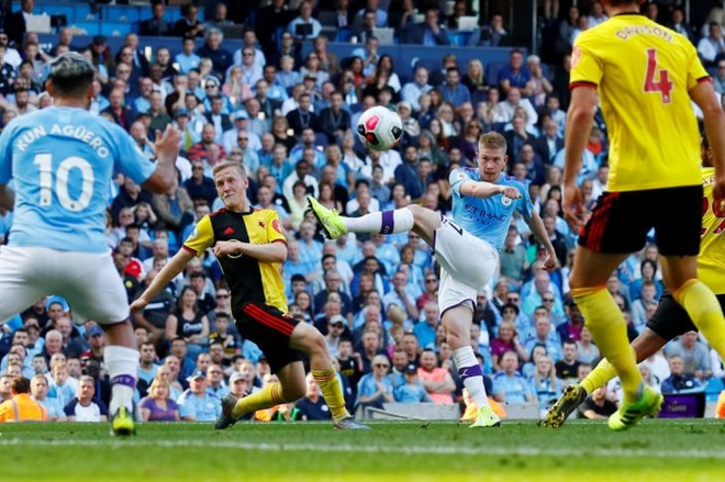 truc tiep Man City vs Watford anh 15