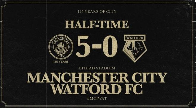 Man City vui dap Watford 8-0 hinh anh 16