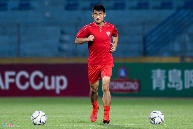 CLB Ha Noi bi cam hoa 2-2 o chung ket lien khu vuc AFC Cup hinh anh 5