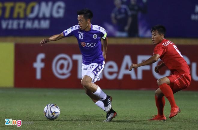 CLB Ha Noi bi cam hoa 2-2 o chung ket lien khu vuc AFC Cup hinh anh 11
