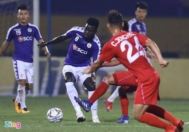 CLB Ha Noi bi cam hoa 2-2 o chung ket lien khu vuc AFC Cup hinh anh 14