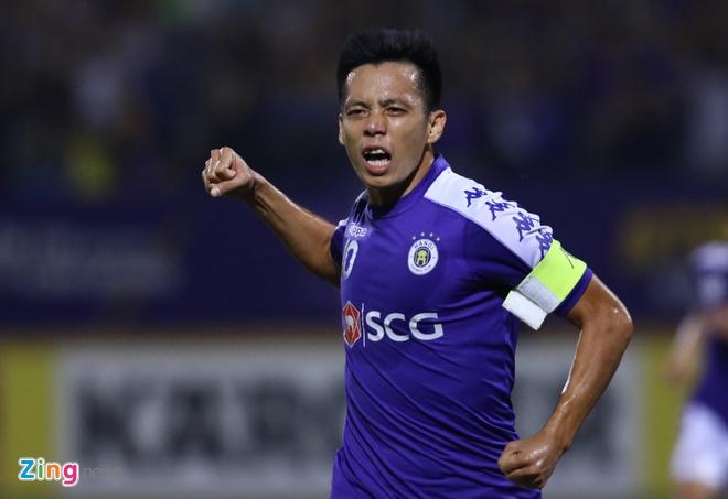 CLB Ha Noi bi cam hoa 2-2 o chung ket lien khu vuc AFC Cup hinh anh 15