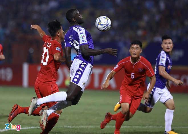 CLB Ha Noi bi cam hoa 2-2 o chung ket lien khu vuc AFC Cup hinh anh 16