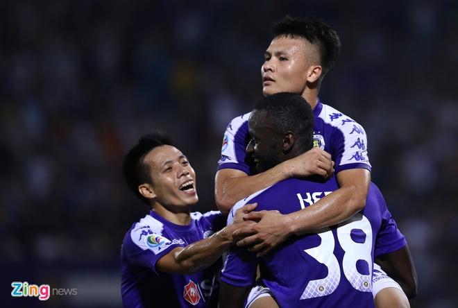 CLB Ha Noi bi cam hoa 2-2 o chung ket lien khu vuc AFC Cup hinh anh 17