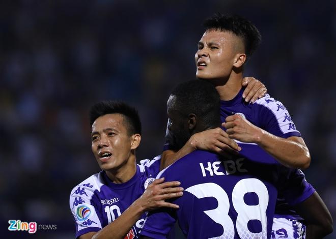 CLB Ha Noi bi cam hoa 2-2 o chung ket lien khu vuc AFC Cup hinh anh 20