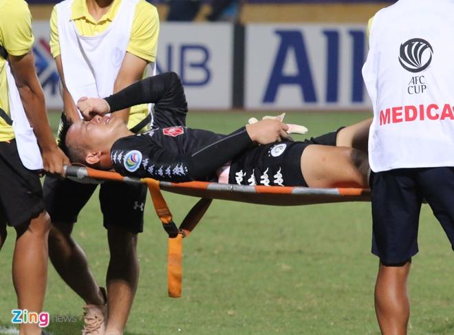 CLB Ha Noi bi cam hoa 2-2 o chung ket lien khu vuc AFC Cup hinh anh 18