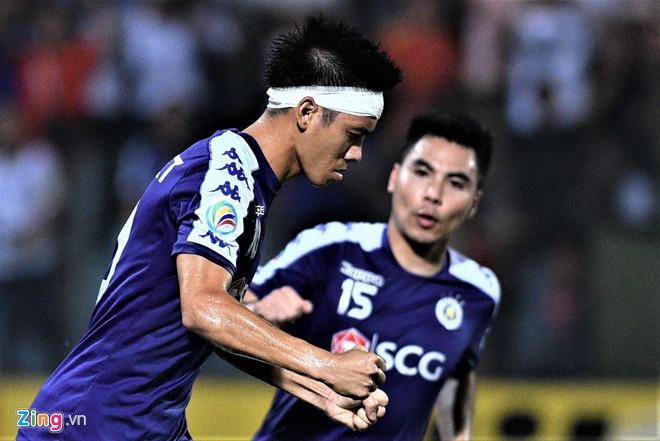 CLB Ha Noi bi cam hoa 2-2 o chung ket lien khu vuc AFC Cup hinh anh 4