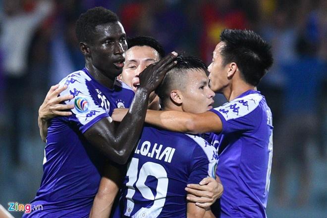 CLB Ha Noi bi cam hoa 2-2 o chung ket lien khu vuc AFC Cup hinh anh 8