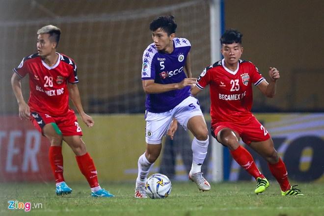 CLB Ha Noi bi cam hoa 2-2 o chung ket lien khu vuc AFC Cup hinh anh 3