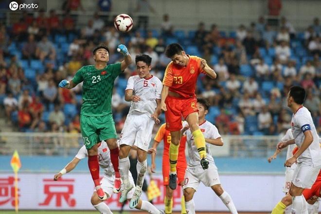 Viet Nam cung bang Trieu Tien o VCK U23 chau A 2020 hinh anh 4