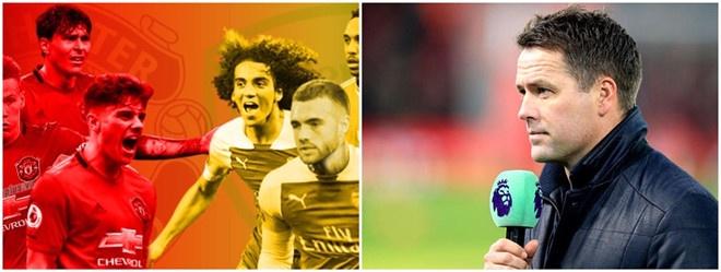 MU gap Arsenal anh 5