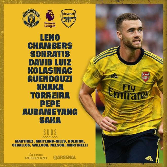 MU gap Arsenal anh 9