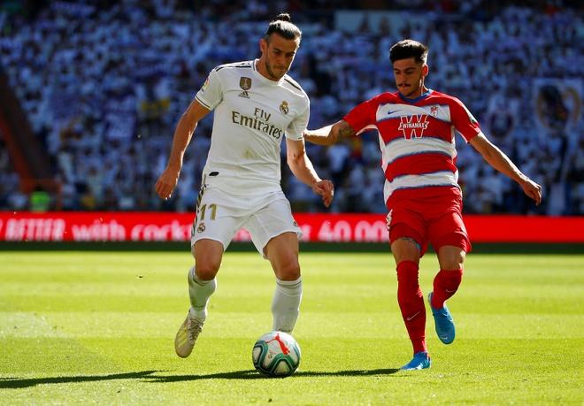 Hazard ghi ban giup Real giu vung ngoi dau La Liga hinh anh 1