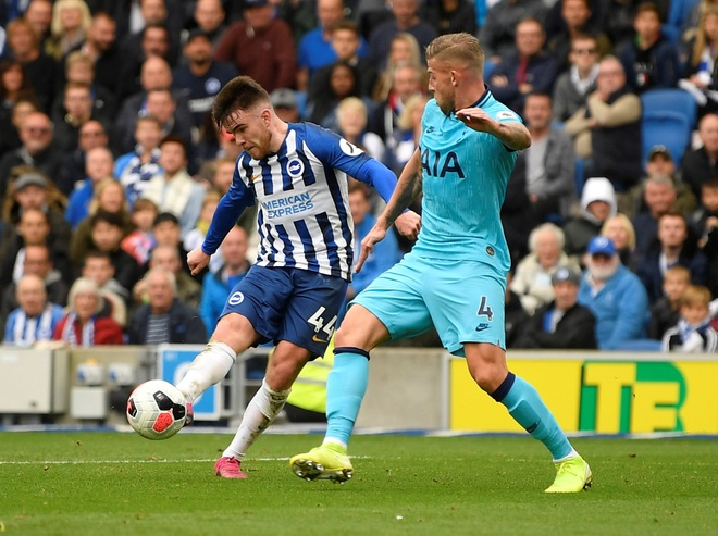 Brighton 3-0 Tottenham: Spurs thung luoi 10 lan trong 3 ngay hinh anh 17