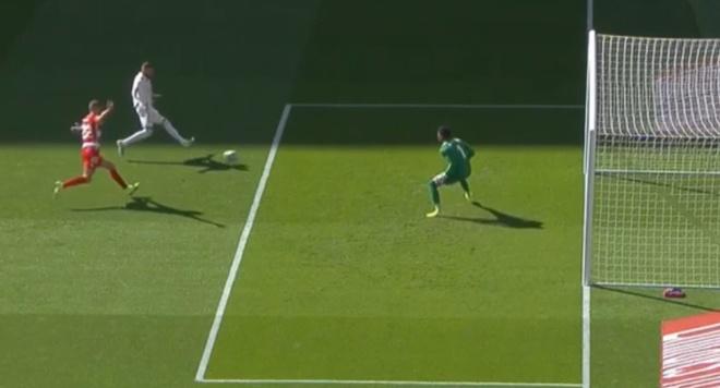 Hazard ghi ban giup Real giu vung ngoi dau La Liga hinh anh 11