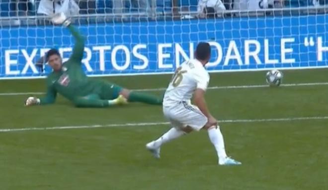 Hazard ghi ban giup Real giu vung ngoi dau La Liga hinh anh 21