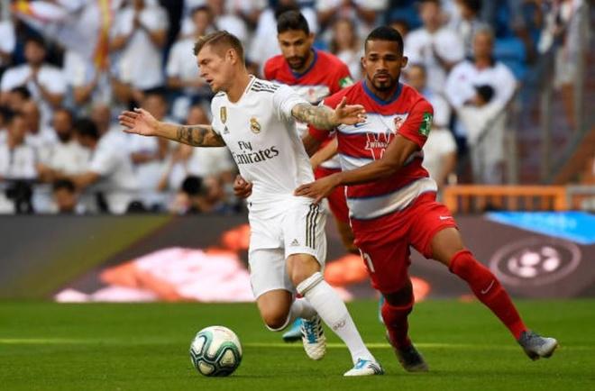 Hazard ghi ban giup Real giu vung ngoi dau La Liga hinh anh 13