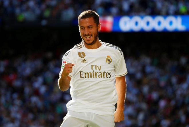 Hazard ghi ban giup Real giu vung ngoi dau La Liga hinh anh 16