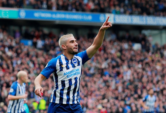 Brighton 3-0 Tottenham: Spurs thung luoi 10 lan trong 3 ngay hinh anh 11
