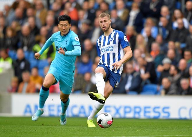 Brighton 3-0 Tottenham: Spurs thung luoi 10 lan trong 3 ngay hinh anh 1