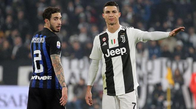 Ronaldo khong gap may trong ngay Juventus thang Inter 2-1 hinh anh 5