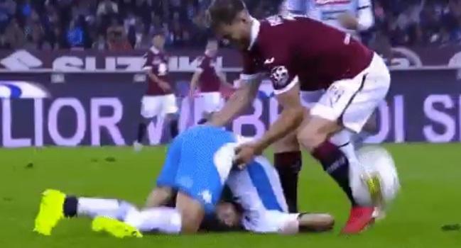 Sao Serie A tiep dat bang co sau pha khong chien loi hinh anh 1