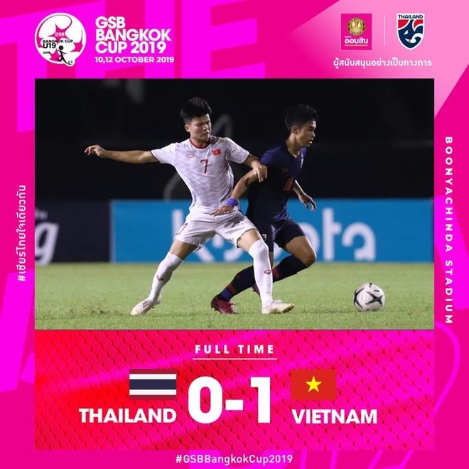 U19 Viet Nam thang Thai Lan, gap Han Quoc tai chung ket o Bangkok hinh anh 7