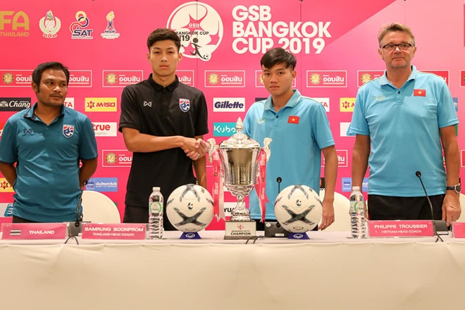 U19 Viet Nam thang Thai Lan, gap Han Quoc tai chung ket o Bangkok hinh anh 2