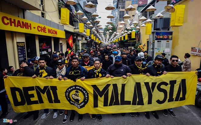 Ultras Malaysia dieu hanh anh 1