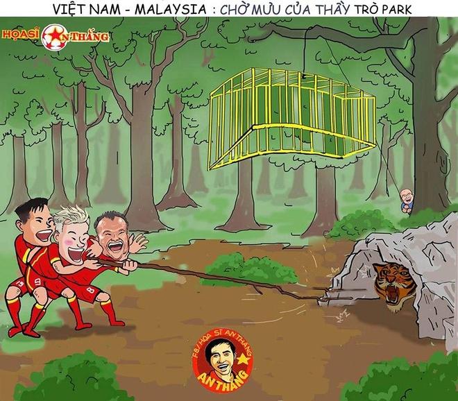 Ultras Malaysia dieu hanh anh 12
