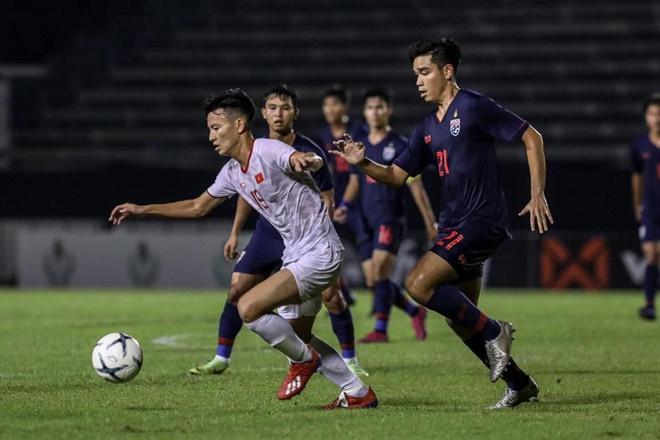 Thua sat nut Han Quoc, U19 Viet Nam ve nhi o giai tu hung hinh anh 4