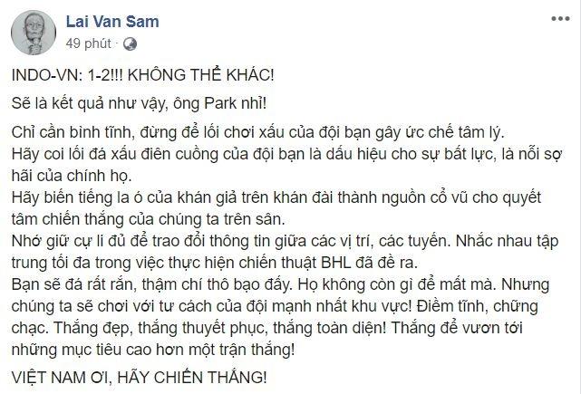 truc tiep Viet Nam vs Indonesia anh 21