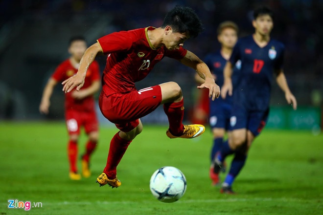 truc tiep Viet Nam vs Indonesia anh 15