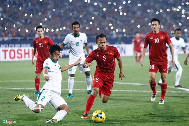 truc tiep Viet Nam vs Indonesia anh 3