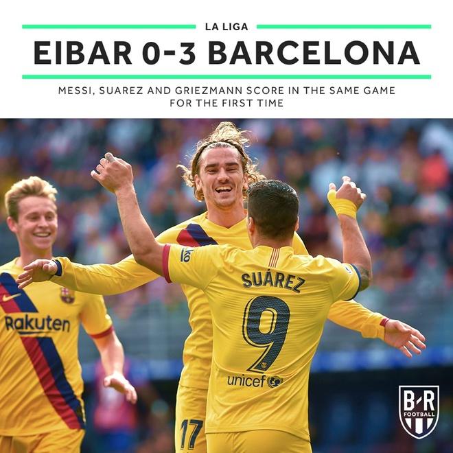 Messi, Griezmann ghi ban dua Barca chiem ngoi dau cua Real hinh anh 12