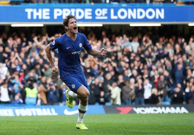 Chelsea 1-0 Newcastle: Marcos Alonso toa sang hinh anh 22