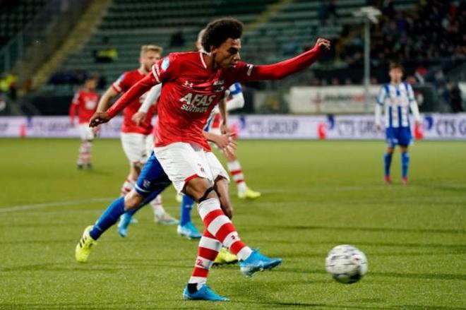 truc tiep AZ vs Heerenveen anh 11